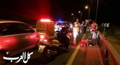 حيفا: مصرع سائق دراجة نارية بحادث مروّع