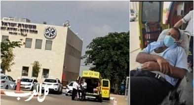 وحدة يوآف تعتدي على رئيس مجلس القيصوم