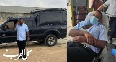 تحرير رئيس مجلس القيصوم من المستشفى