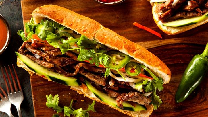 ساندويش اللحم الإيطالي..صحة وهنا