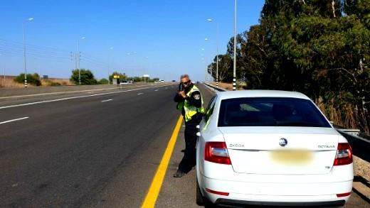 طبريا: ضبط سائقين من كفركنا وطرعان يقودون بسرعة
