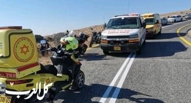 الشمال: مصرع شاب إثر انزلاق دراجة نارية
