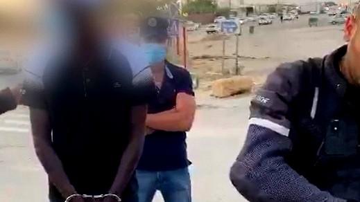 شقيب السلام: اعتقال مشتبه بحيازة 1000 رصاصة