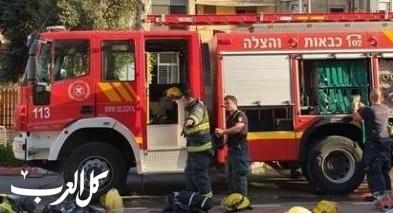 إندلاع حريق في منزل في العزير دون اصابات