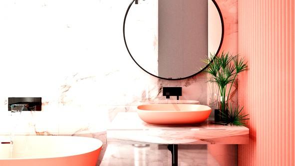 أفكار مميزة لتنسيق ديكور الحمام