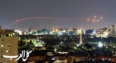 الجيش الاسرائيلي يقصف مواقعًا لحماس