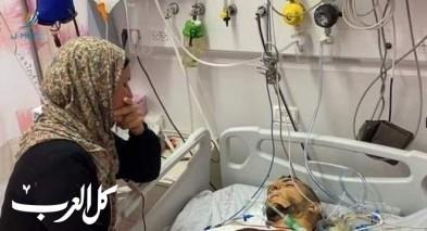 والدة جعابيص من القدس: الشرطة أطلقت الرصاص عليه