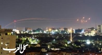 صافرات إنذار في اشكلون ومستوطنات غلاف غزة