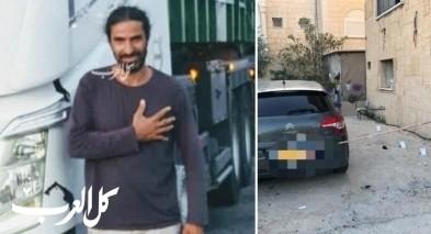 ابطن: مقتل محمد خالدي (40 عاما) اثر تعرضه لاطلاق نار