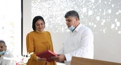 أم الفحم: تحية لبديعة أبو زينة خليفة