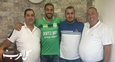 عودة المهاجم المجرب أحمد عابد إلى صفوف الإخاء الناصرة