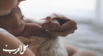 فوائد التلامس المباشر للجلد بين الأم والطفل