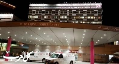 اصابة شاب بلدغة افعى في منطقة حيفا