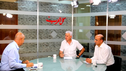 عبدلله خطيب  يتحدث عن إفتتاح العام الدراسي