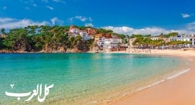 ماذا تعرفون عن ساحل كوستا برافا الإسباني؟