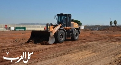 بلدية باقة الغربية تباشر بترميم الملعب البلدي