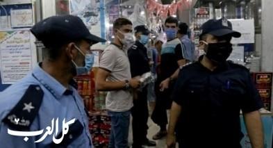 غزة: تسجيل اصابة بكورونا خارج مراكز الحجر