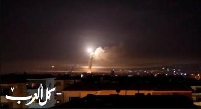 الجيش الاسرائيلي يستهدف مواقع في غزّة