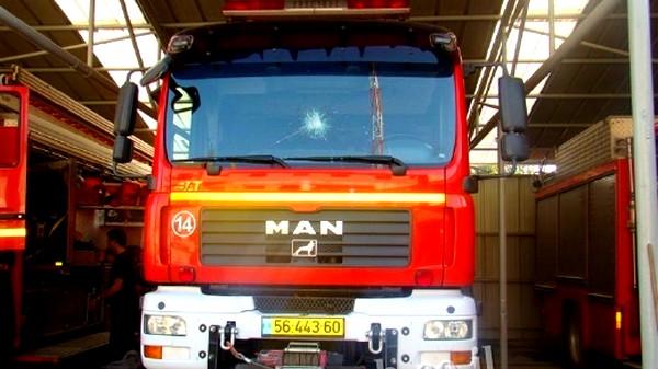 عكا: إندلاع حريق داخل مخزن في مبنى