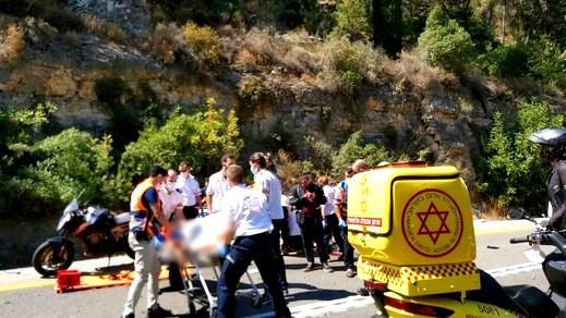 القدس: مصرع سائق دراجة نارية