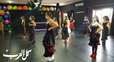 الناصرة: اختتام الورشات في مدرسة الامل للرقص