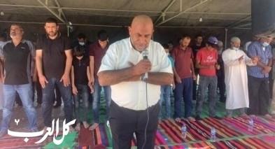 فيديو وصور | أبو عرار في خطبة الجمعة بالرويس