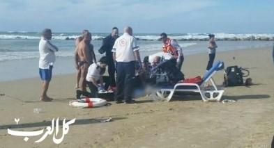 قيساريا: مصرع رجل إثر تعرّضه للغرق