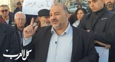 النائب عباس يرد على مخول: كفاكم استعلاء