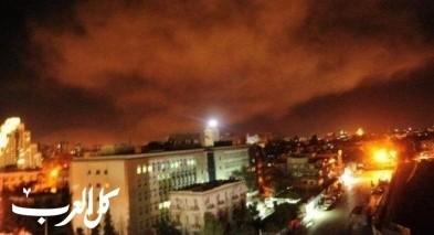 سوريا: عدوان اسرائيلي يستهدف جنوبي دمشق