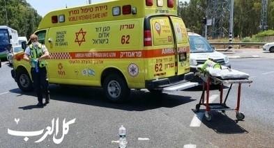 كوكب أبو الهيجاء: إصابة فتى بحادث طرق
