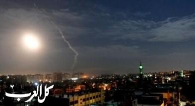 سوريا: قصف إسرائيلي يطال مطار عسكري