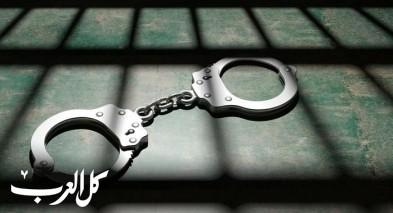 أم الفحم: إعتقال مشتبه بإلقاء زجاجات حارقة