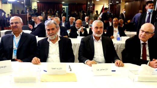 الفصائل تتفق على تشكيل لجنة لإنهاء الانقسام