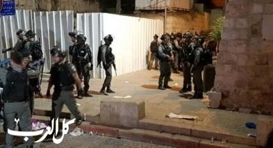 الشرطة تداهم حفل زفاف في صور باهر وتعتقل العريس