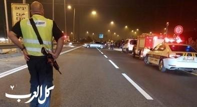 وادي عارة: 8 إصابات بحادث طرق