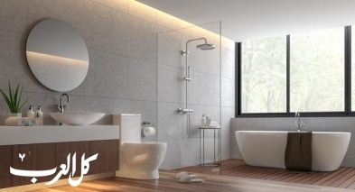 صور| أجمل تصميمات حمامات بسيطة ومودرن