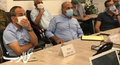 ب. جامزو: عشرات العرب سيموتون بكورونا
