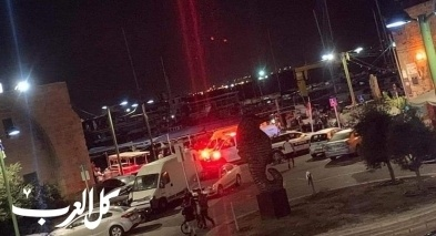 عكا: احراق عدة قوارب ومحلات تجارية بعد شجار