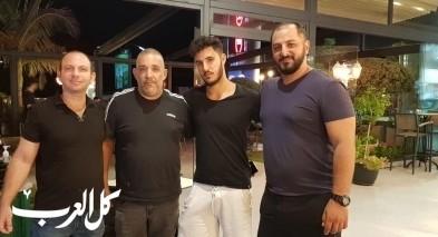 إنضمام اللاعبين أحمد حجاج ويام هاكير إلى دبورية