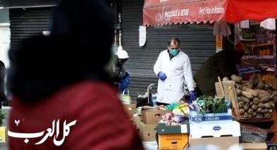 137 اصابة جديدة بفيروس كورونا بالقدس