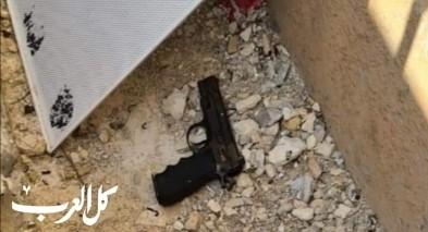 رهط: العثور على مسدس في روضة أطفال
