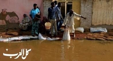 الفيضانات تغرق السودان وتخلّف خسائر فادحة