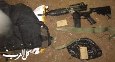 اتهام شاب من نابلس بحيازة سلاح