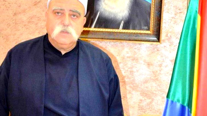الشيخ طريف يعلن عن إلغاء زيارة مقام النّبي سبلان