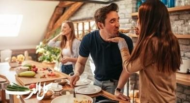 شاب: زوجتي تحاول.. لكن طعامها ليس لذيذًا!