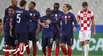 فرنسا تسحق كرواتيا بذكريات المونديال.. والبرتغال تفوز