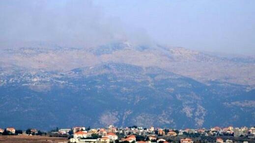 الجيش اللبناني: اسقاط طائرة اسرائيلية مسيّرة