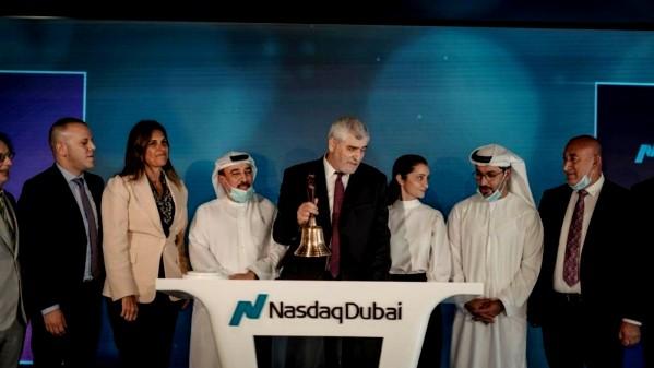 دبي: مدير هبوعليم في زيارة لبورصة ناسداك