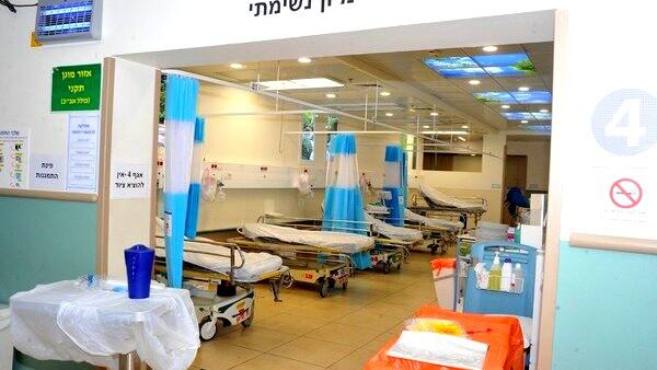 مشفى نهاريا: 76 مصابا بكورونا يتلقون العلاج