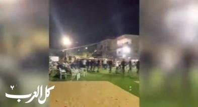 فيديو| الشرطة تواصل مداهمة حفلات الزفاف